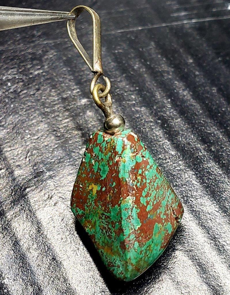 Beautiful Torquoise Natural Pendant