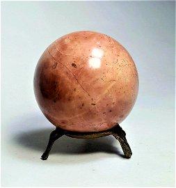 389 Grams Jasper Healing Sphere