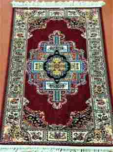 Hossainabad Persian Rug