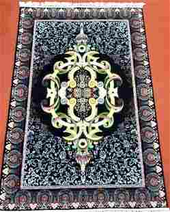 Persian Bokhara Woolen Rug