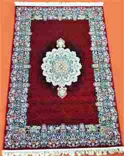 Gulab Afghan Rug