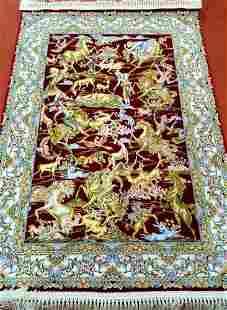 Nain Design Rug