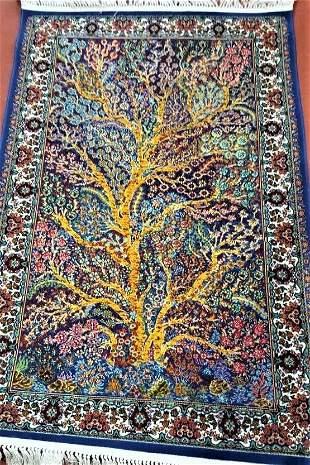 DECORATIVE MODERN Persian OUSHAK RUG