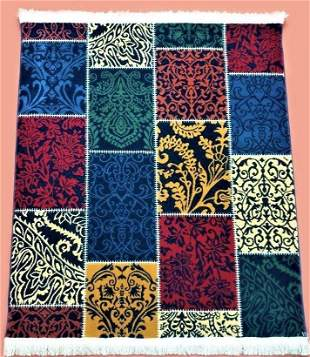 Caucasian Wool Traditional Rug