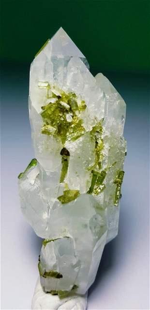 87.5 Gram Tourmaline Crystals and Quartz