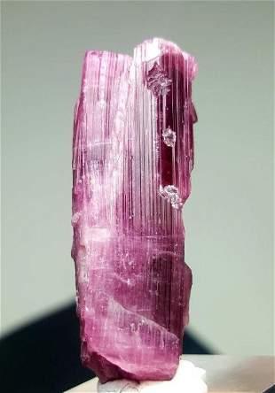 Amazing Pink Tourmaline Crystal - 16.7 Grams