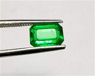 AAA Quality Natural Emerald With Amazing Clarity - 1