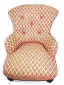 Child's Upholstered Chair