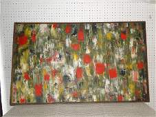 Modern Abstract by M Riseman