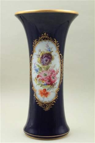 high MEISSEN vase