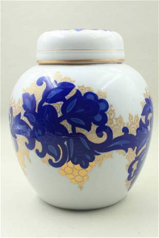 A pitcher for ashes