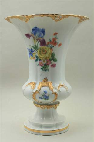 Beautiful MEISSEN vase