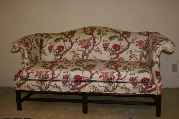 184: Chippendale style Sofa