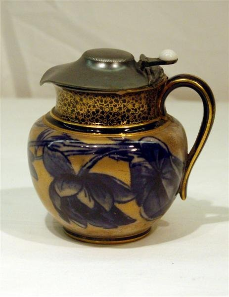 1022: DOULTON BURSLEM SYRUP PITCHER
