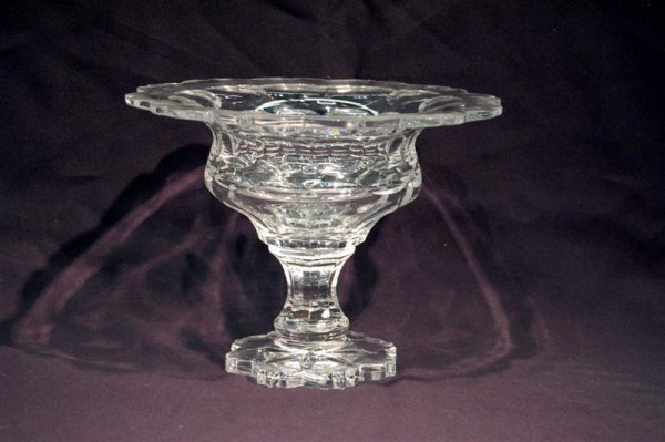"2022: CRYSTAL  COMPOTE - IRISH OR ENGLISH - 10 1/4"" IN"