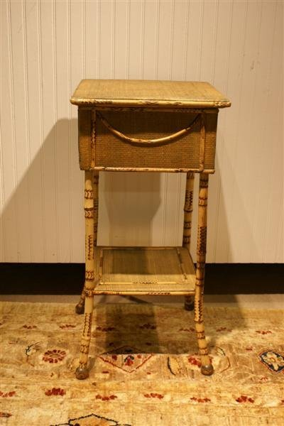 3014: EDWARDIAN SEWING STAND