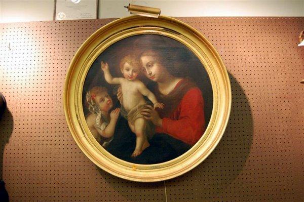 4104: MADONNA & CHILD OIL