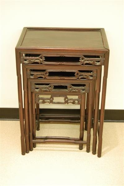 3004: CHINESE NEST OF TABLES