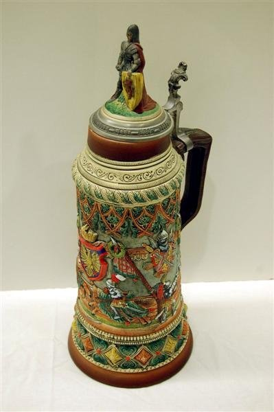 Limited Edition German Stein #3124 of 5000