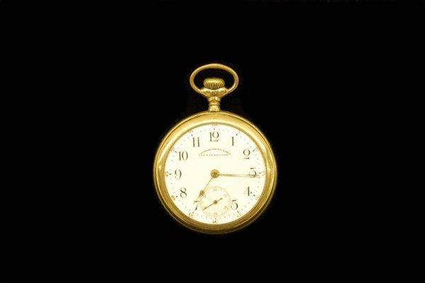 A.W.W. Co., Waltham, CRONOMETRO Victoria, Pocket Watch