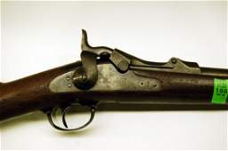 168: US Springfield Percussion Rifle - 1873
