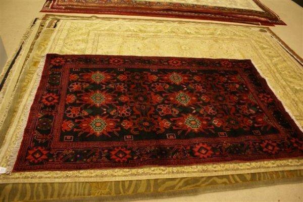6: Hand Knotted Persian Hamadan