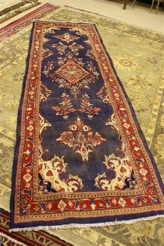 101: Hand Knotted Persian Mehriban - approximately 3' 7