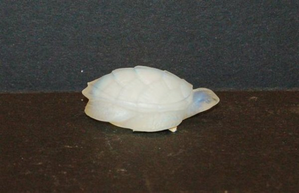 23: Sabino French Art Glass Turtle