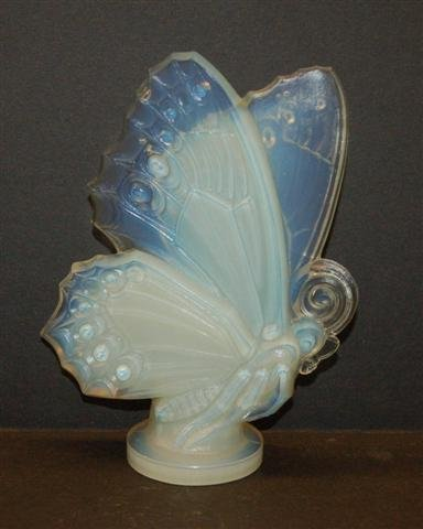 24: Sabino French Art Glass Butterfly