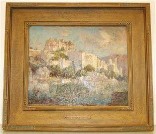 100: Important Colin Campbell Cooper, N.A. Oil on Panel
