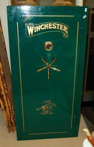 65: Winchester Gun Safe