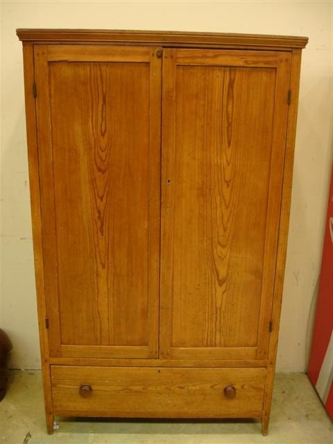 5: Southern Pine Armoire