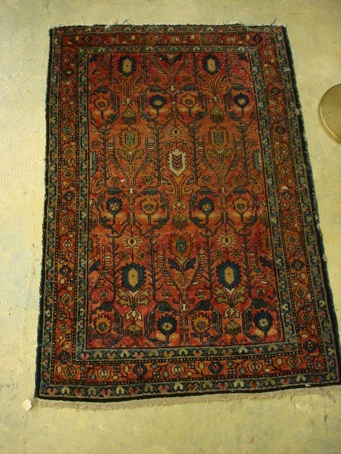 4: Semi Antique Persian Rug