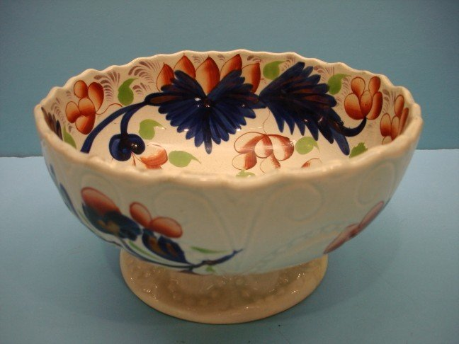 16: Early 19th Century English Pedestal Bowl