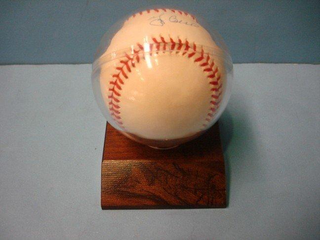 2: Yogi Berra Autographed Baseball