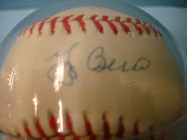 2: Yogi Berra Autographed Baseball - 2