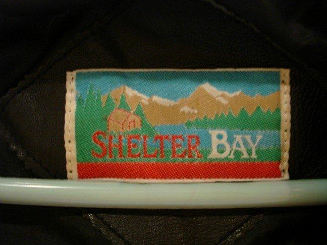 140: Shelter Bay Man's Leather Jacket - 2