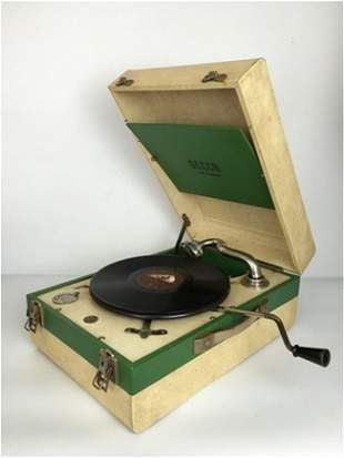 A Phonograph