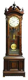 Seth Thomas Regulator No. 15, Tall Case Clock, circa