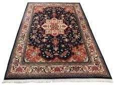 RUG IndoPersian carpet 13 9 x 10 2 handwoven