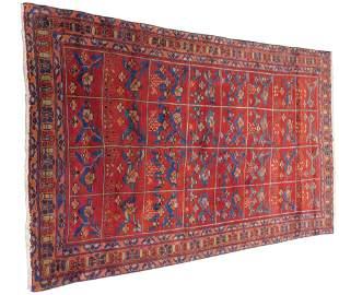 "RUG: Semi-Antique North West Persian, 4' 10"" x 7' 7"","
