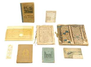 """Ephemera, early currency, and more: """"Slave's Friend"""""""