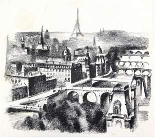Robert Delauney (France) 1885-1941. La Rive gauche et