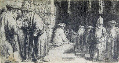 Rembrandt Harmenz, Van Rijn (Netherlands) 1606-1669.