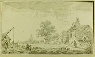 Cornelis Ploos van Amstel (Netherlands) 1726-1798.