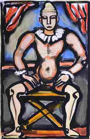 Georges Rouault (France) 1871-1958. L'Enfant de la
