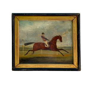 Early English Horse Painting