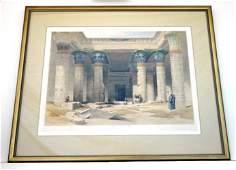 Grand Portico of the Temple of Philae, Nubra