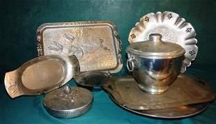 15: Lot of aluminumware