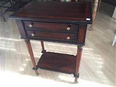 1-Drawer Table,Bronze Coasters